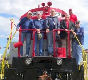 GSW Train Crew