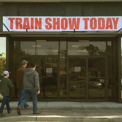 GSMRR Train Show – February 2020