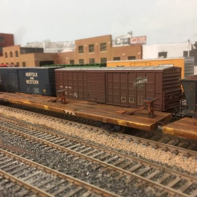 Bob Swieder's Home Layout – HO Scale